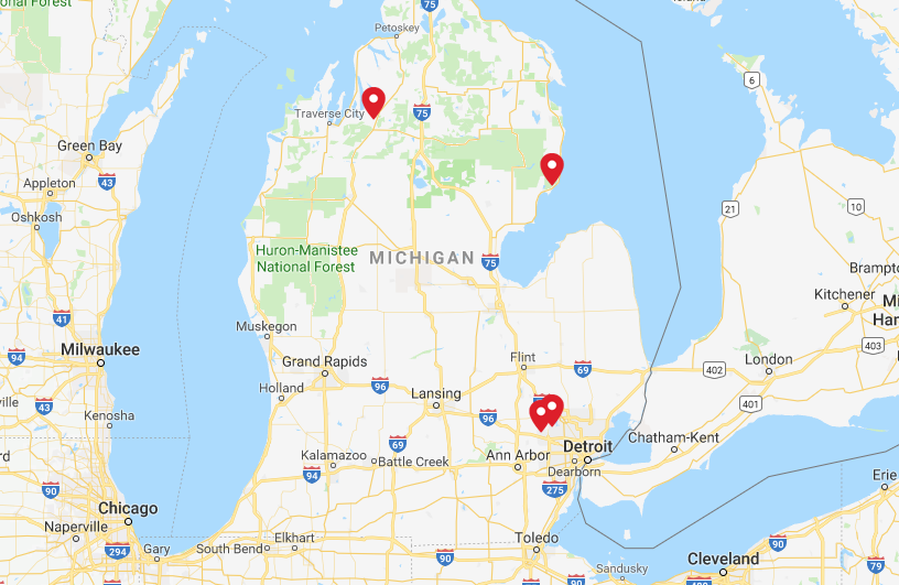 HyTorc Tools Service Locations | HYTORC Michigan - map-update3